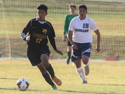 Newark High soccer