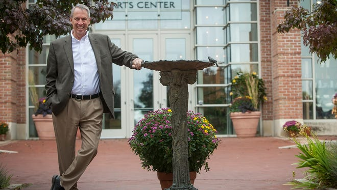 The John Michael Kohler Arts Center named Sam Gappmayer its next director. He will assume the role Oct. 17.