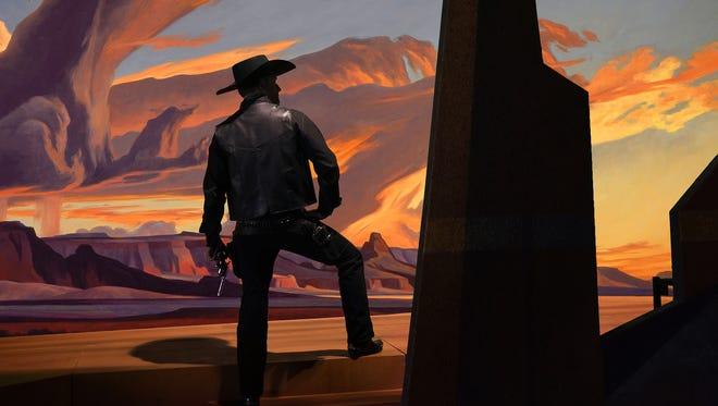 "Morgan Smith stars in Arizona Opera's ""Riders of the Purple Sage."""