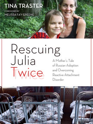 """""""Rescuing Julia Twice"""" by Tina Traster; Chicago Review Press; hardcover, 264 pages"""