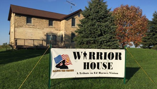Warrior House in Lomira