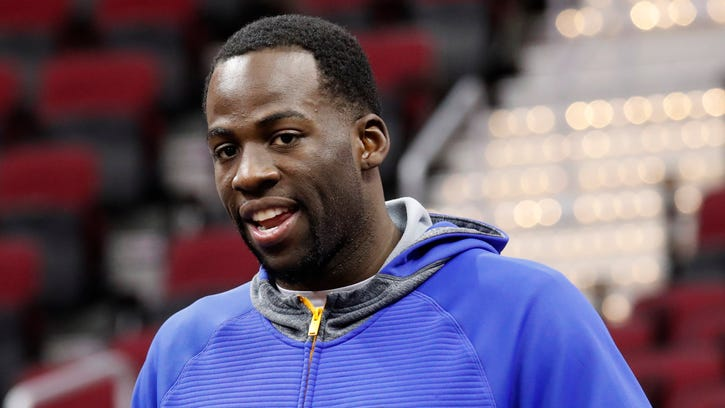 Draymond Green says McNair sounds 'Sterling-esque'