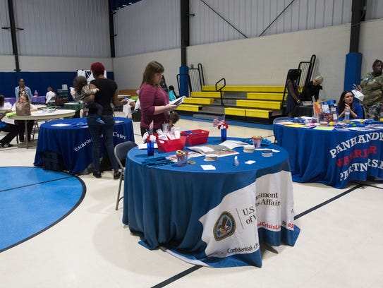 The Escambia Project's One Stop Life Shop brought together