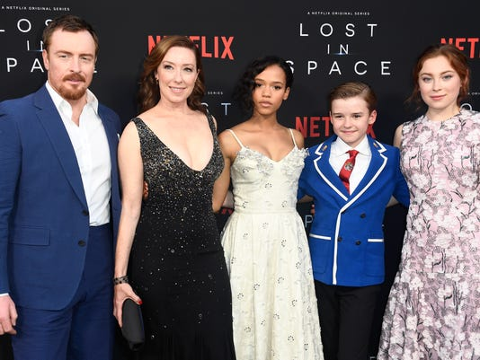 "Premiere Of Netflix's ""Lost In Space"" Season 1 - Arrivals"