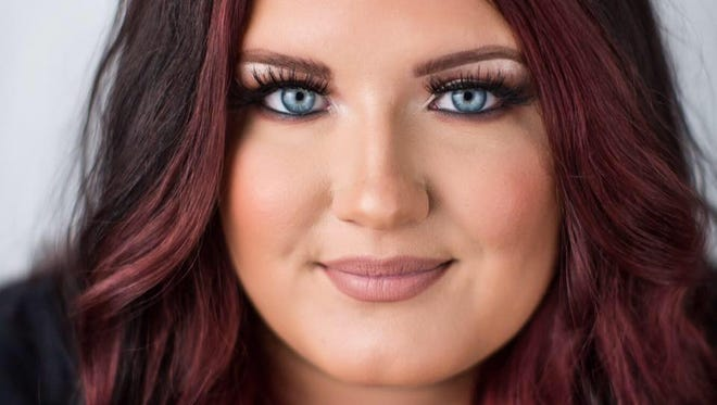 Makeup Artist Brittany Dye
