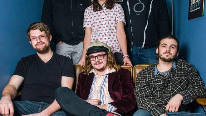 Minneapolis band Frogleg will perform at UW-Stevens Point Friday, April 7, sponsored by Centertainment Productions. The band features a blend of funk, reggae, rock, jazz and bluegrass.