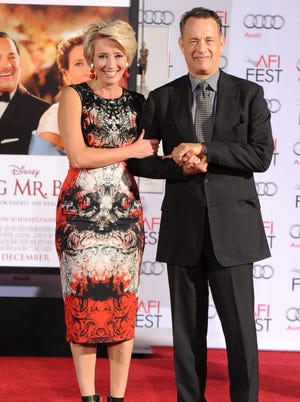 Emma Thompson and Tom Hanks usher in AFI Fest 2013 with 'Saving Mr. Banks.'
