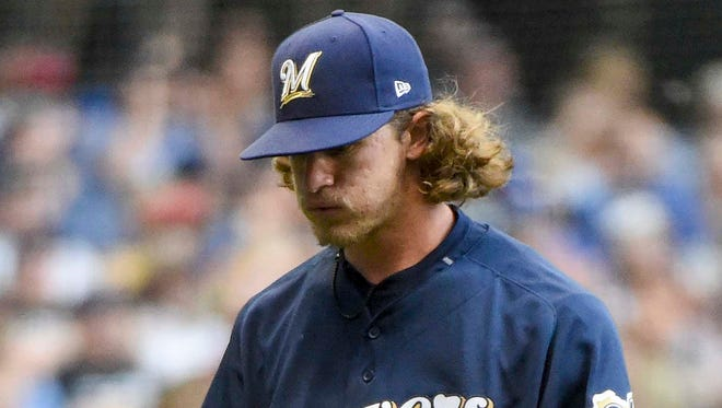 Brewers relief pitcher Josh Hader could have avoided the public scrutiny around old Tweets had he used a service to help him clean up his history as other athletes have done.