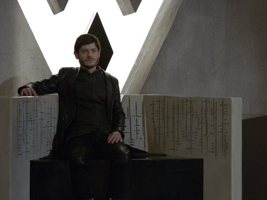"Iwan Rheon stars in ""Marvel's Inhumans."""