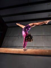 Island Twisters Guam Gymnastics gymnast