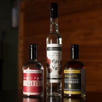 Red Cedar Spirits unveils fruity spirits