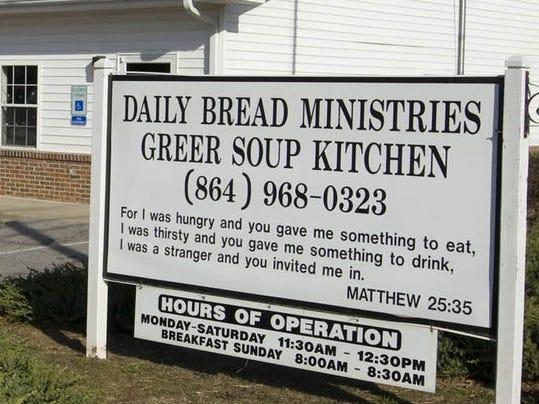 Greer Agency Receives 100k To Build Homeless Shelter