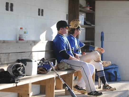 Stephen Decatur seniors Grant Donahue, left, and Justin