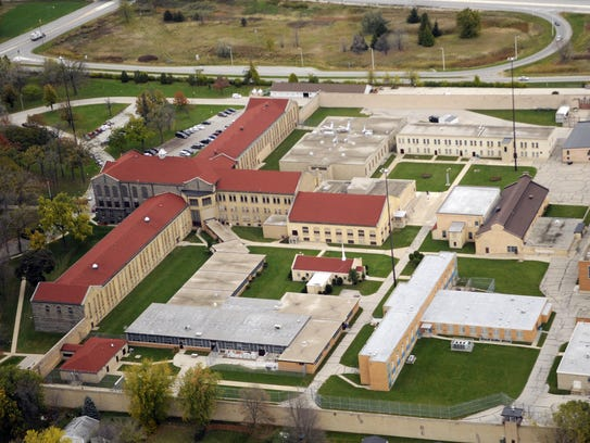 Green Bay Correctional Institution on Riverside Drive