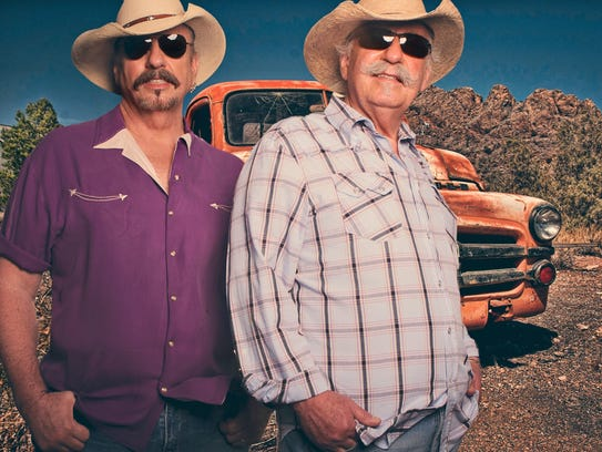 The Bellamy Brothers are among the 2017 Red Ants Pants