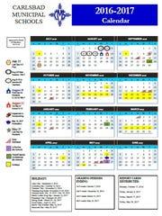 CMS calendar