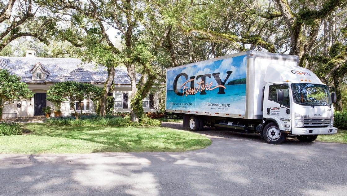 city furniture introduces free shipping fort myers florida