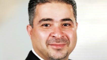 Salah Aboubakr, MD, pulmonologist and medical director of the sleep center at McLaren Greater Lansing