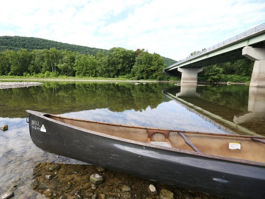 Fitch's Bridge Boat Launch is one of more than 10 boat