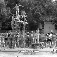 J&C FLASHBACK: Lafayette swimming holes