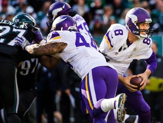 Philadelphia Eagles vs Minnesota Vikings