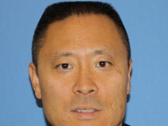 Cincinnati police Officer Sonny Kim was killed Friday.