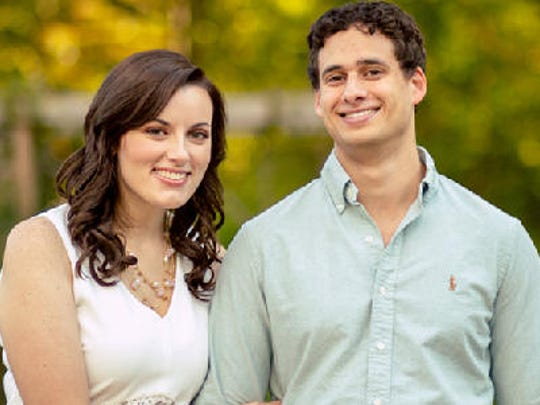 Brittany Nicole Wiseman and Patrick Lawrence Hedge engagement