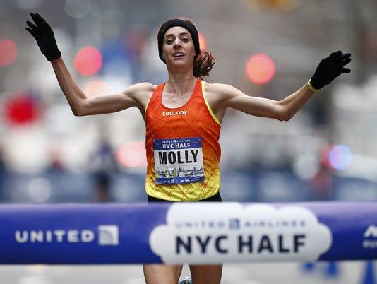 2015 United Airlines NYC Half Marathon