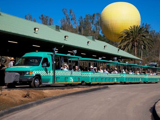 Courtesy San Diego Zoo Global
