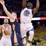 Warriors forward Draymond Green is a key cog in the team's title hopes.