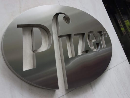 PFIZER FINED OVER PRICE HIKE