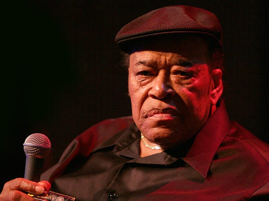 James Cotton in 2007.