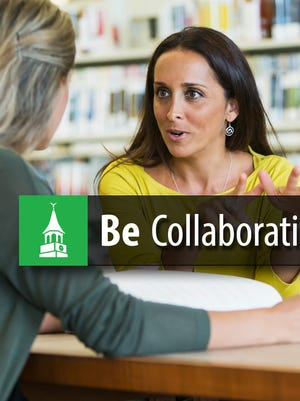 Be Collaborative: WilmU's Full-Immersion Co-Teaching Experience