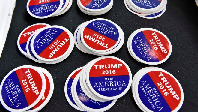 Donald Trump has led Iowa in most polls released in August.