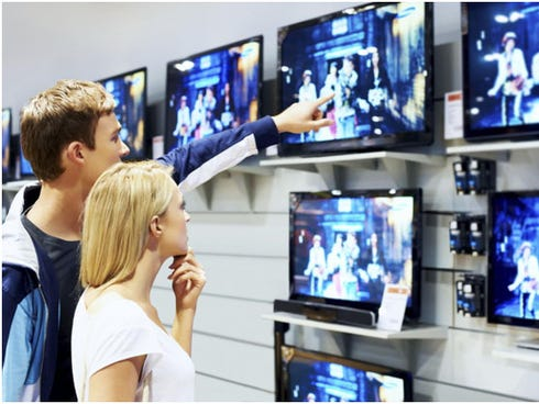 Consider TV location, picture quality and a few other factors when buying a new TV.