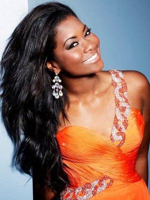 Maaliyah Papilloin, 21, of Lake Charles is named the new Miss Louisiana USA