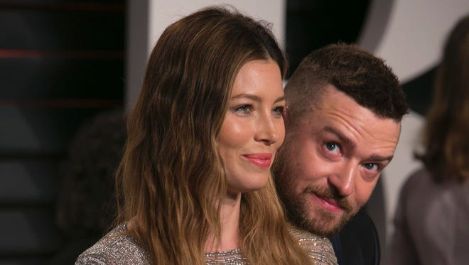 Jessica Biel got you good, Justin Timberlake!