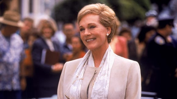 Julie Andrews in a scene from The Princess Diaries