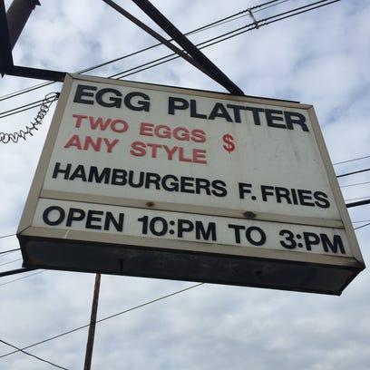 The Egg Platter Diner, Paterson