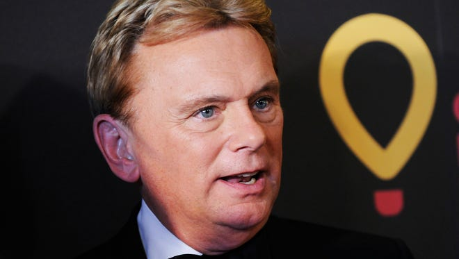 Pat Sajak arrives at the 38th Annual Daytime Entertainment Emmy Awards held at the Las Vegas Hilton on June 19, 2011 in Las Vegas, Nevada.