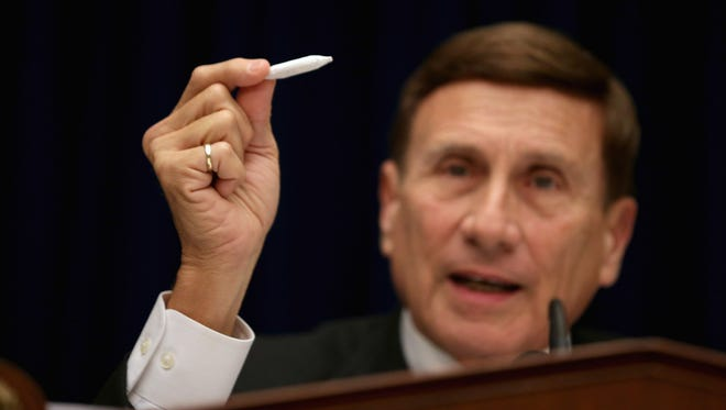 Rep.  John Mica, R-Fla., is concerned the government does not have enough data about marijuana to set impairment standards.