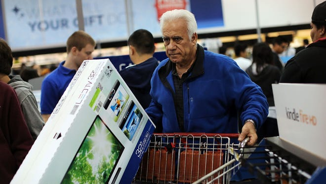 Retailers are opening earlier on Thanksgiving this year as holiday shopping competition increases.