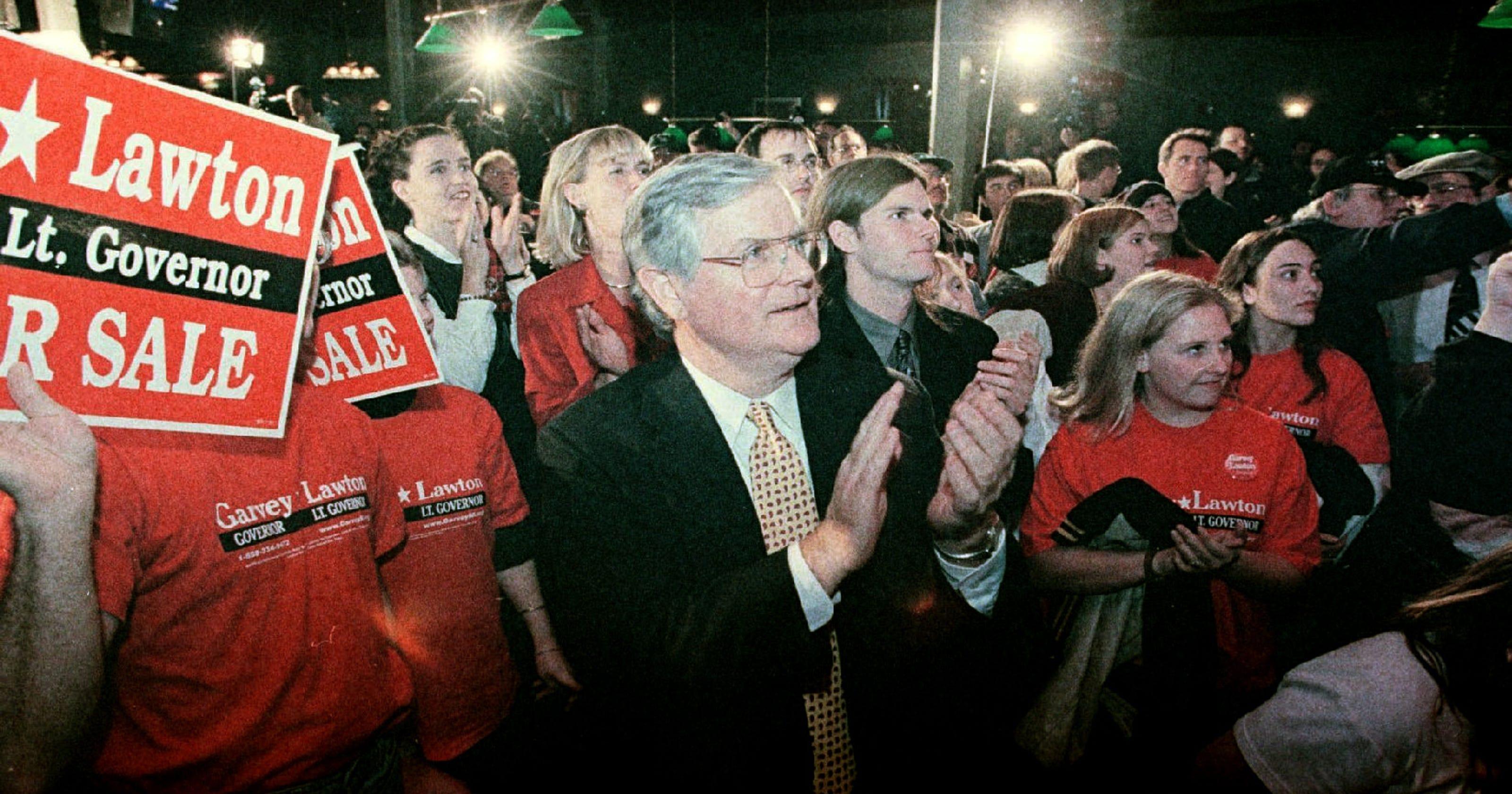 Ed Garvey, Wisconsin progressive and labor attorney, has died