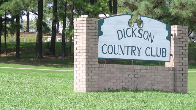 The Dickson Country Club, which has been closed for a few years except for Dale's restaurant, is being looked at by the City of Dickson for purchase as a park.