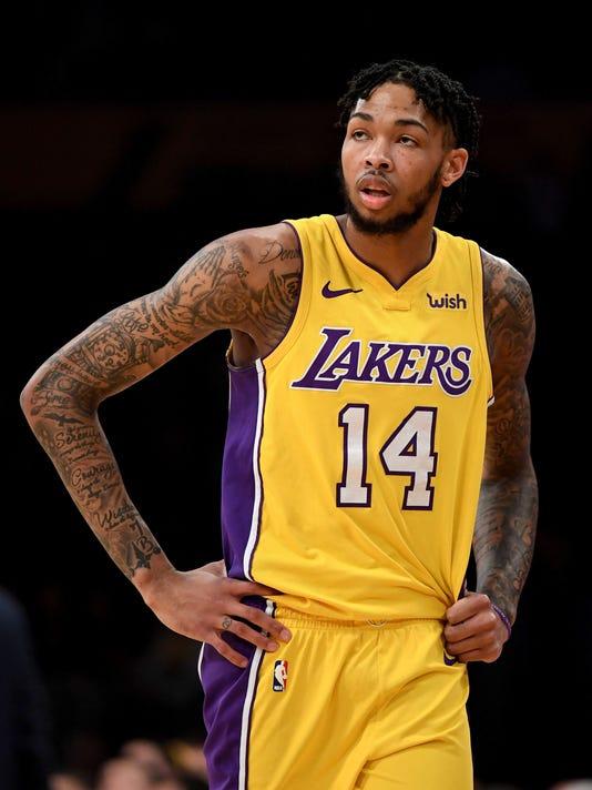 46b3d2b9390 NBA  Phoenix Suns at Los Angeles Lakers