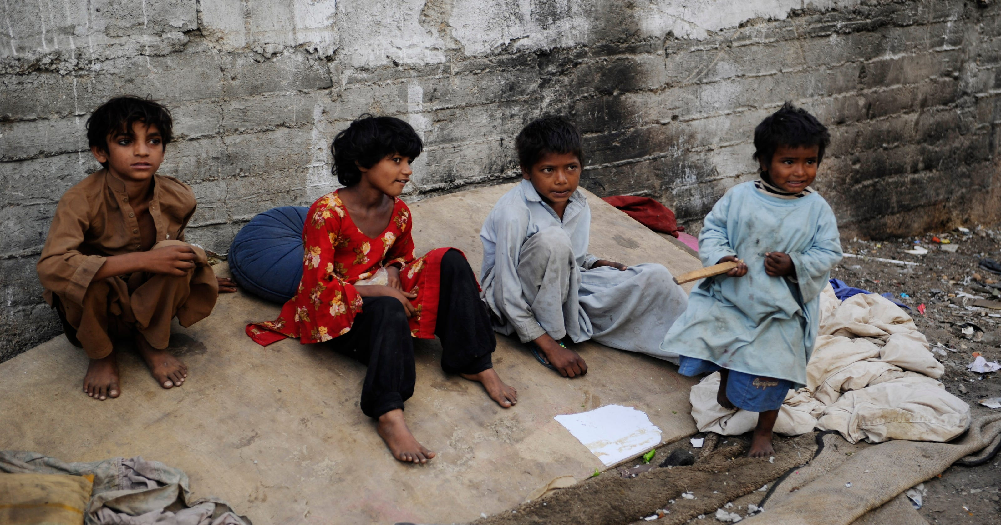 821e89a80216 Nonprofit school offers hope to Pakistani street children