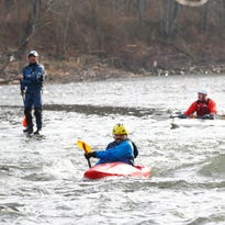 Susquehanna the next surfing destination? Paddle board enthusiasts hope so