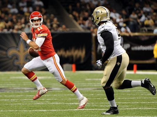 Kansas City Chiefs v New Orleans Saints