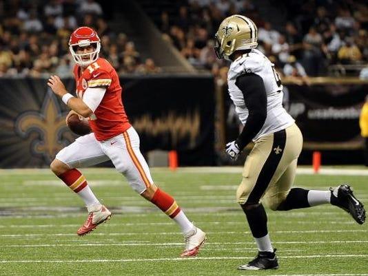 Kansas City Chiefs v New Orleans Saints