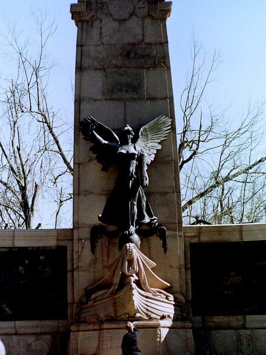 Missouri monument